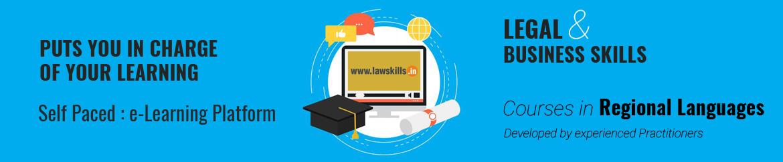 Online Legal Law Certificate Courses India, Short Term